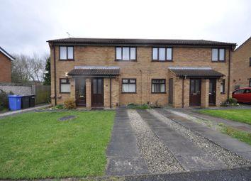 Thumbnail 2 bedroom maisonette to rent in Blithfield Gardens, Chellaston, Derby
