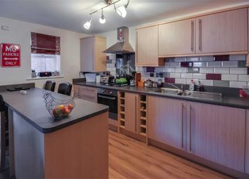 Thumbnail 2 bed flat for sale in Cloatley Crescent, Royal Wootton Bassett, Wiltshire