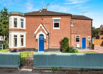 Thumbnail 3 bedroom end terrace house for sale in Pembroke Road, Norwich