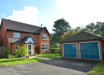 Thumbnail 4 bed detached house for sale in Culm Valley Way, Uffculme, Cullompton
