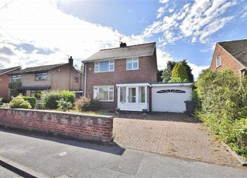 Thumbnail 3 bed detached house for sale in Mavis Avenue, Ravenshead, Nottinghamshire