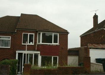 Thumbnail 3 bed semi-detached house to rent in Brookford Avenue, Keresley, Coventry