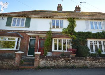 Thumbnail 3 bed terraced house to rent in School Road, Twyford, Winchester, Hampshire