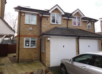 Thumbnail 3 bed semi-detached house to rent in Princess Mews, Hounslow