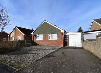 Thumbnail 2 bed bungalow for sale in Roden Grove, Wem, Shrewsbury