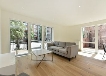 Thumbnail 1 bed flat to rent in Tyger House, Pavillion Square, Woolwich