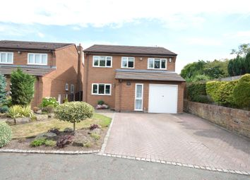 Thumbnail 4 bed detached house for sale in Rectory Drive, Halewood, Liverpool