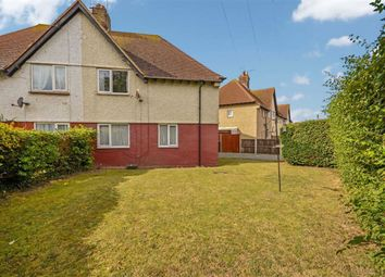 Thumbnail 3 bed semi-detached house for sale in Addiscombe Gardens, Margate, Kent
