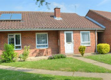 Thumbnail 2 bed bungalow for sale in Highfield Close, Osbournby, Sleaford