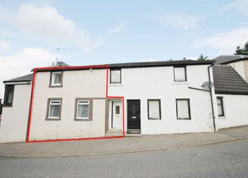 Thumbnail 1 bedroom terraced house for sale in 3, Hamilton Road, Strathaven ML106Ja