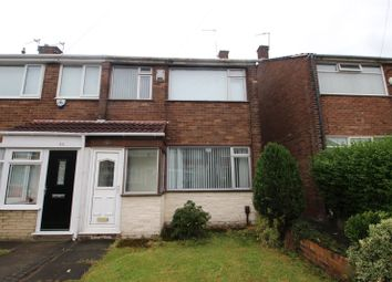 Thumbnail 3 bed end terrace house for sale in Fordlea Road, Liverpool, Merseyside