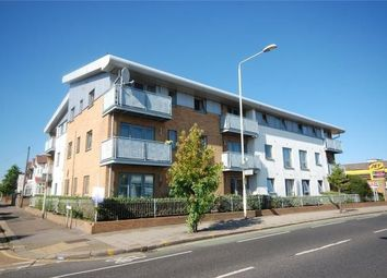 Thumbnail 2 bed flat to rent in Fetherston Court, 285 High Road, Romford
