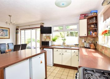 Thumbnail 4 bed semi-detached house for sale in Merston Close, Brighton, East Sussex