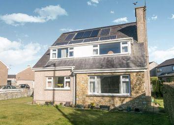 Thumbnail 4 bed detached house for sale in Bethel, Caernarfon, Gwynedd