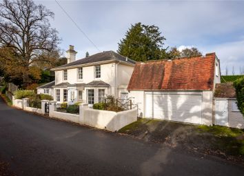 Thumbnail 4 bed detached house for sale in Crawley, Winchester, Hampshire