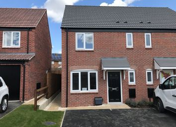 Thumbnail 3 bedroom semi-detached house to rent in Walden Close, Chellaston, Derby