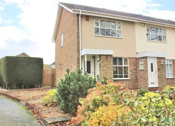 Thumbnail 2 bed end terrace house for sale in Wenlock Close, The Squirrels, Halesowen, West Midlands