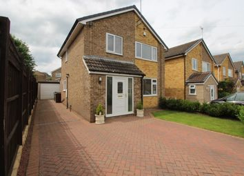 Thumbnail 3 bed detached house for sale in Silverdale Close, Guiseley, Leeds