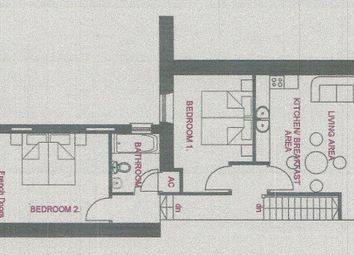 Thumbnail 2 bed flat to rent in Rhyddings Terrace, Brynmill, Swansea