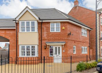 Thumbnail 3 bed detached house for sale in Brooklands Avenue, Bedford