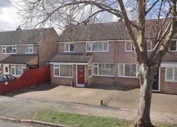 Thumbnail 4 bedroom semi-detached house for sale in Cottingham Grove, Bletchley, Milton Keynes