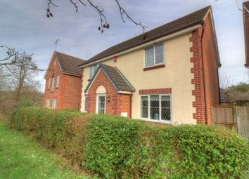 Thumbnail 4 bed detached house for sale in Comberbach Drive, Stapeley, Nantwich
