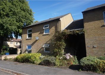 Thumbnail 1 bed flat for sale in St. Bedes Crescent, Cambridge
