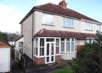 Thumbnail 3 bed semi-detached house for sale in Shiphay Lane, Torquay