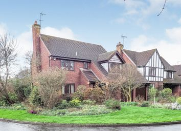 4 bed detached house for sale in Bullimore Grove, Kenilworth CV8