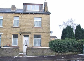 Thumbnail 3 bedroom end terrace house for sale in Ramsgate Street, Halifax