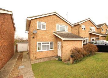 Thumbnail 4 bed detached house for sale in Calder Close, Tilehurst, Reading