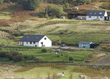 Thumbnail 4 bed detached house for sale in Fasach, Glendale, Isle Of Skye