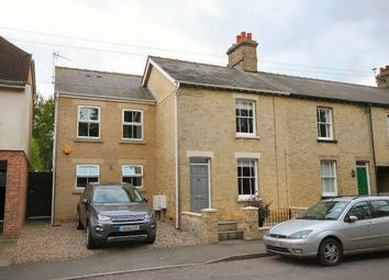 Thumbnail 3 bed end terrace house for sale in Main Street, Witchford, Ely