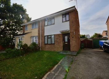 Thumbnail 3 bedroom semi-detached house to rent in Exeter Close, Braintree