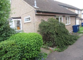 Thumbnail 1 bed bungalow to rent in Bedford Crescent, St. Ives, Huntingdon