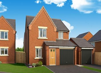 Thumbnail 3 bed detached house for sale in Harwood Lane, Great Harwood, Blackburn
