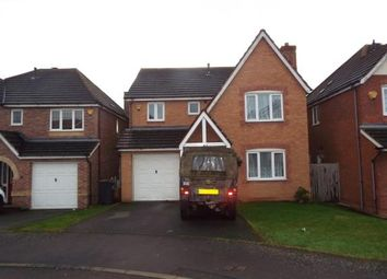 Thumbnail 4 bed detached house for sale in Eden Court, Nuneaton, Warwickshire