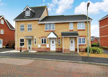 Thumbnail 2 bed terraced house for sale in Kingswood Close, Whiteley, Fareham