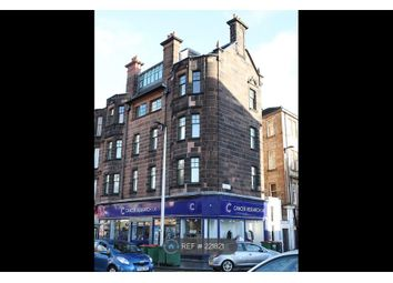 Thumbnail 4 bed flat to rent in Johnston Street, Paisley