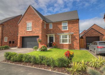 Aylesbury Road, Henhull, Nantwich CW5. 4 bed detached house
