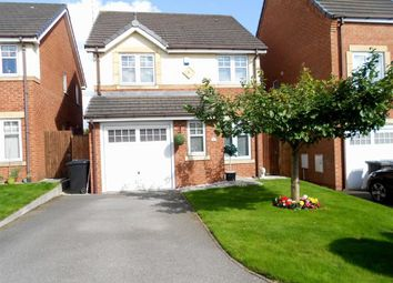 Thumbnail 3 bed detached house for sale in Barnato Close, Grosvenor Park, Crewe, Cheshire