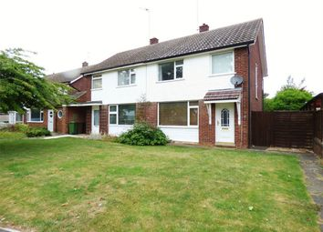 Thumbnail 3 bed semi-detached house for sale in Ledbury Road, Netherton, Peterborough, Cambridgeshire