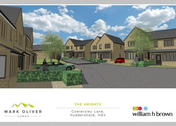 Thumbnail 3 bed semi-detached house for sale in Cowlersley Lane, Cowlersley, Huddersfield