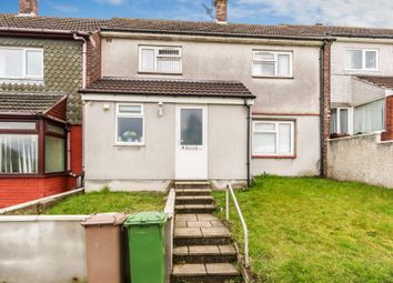Thumbnail 2 bed terraced house for sale in Martlesham Place, Plymouth