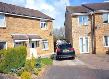Thumbnail 2 bed semi-detached house for sale in Whitby Close, Bishop Auckland