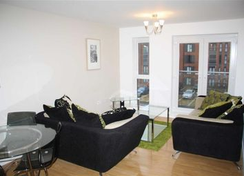 2 bed flat to rent in Irwell Building, Lowry Wharf, Salford M5