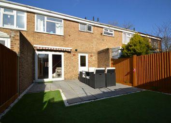 Thumbnail 3 bed terraced house for sale in Willowby Gardens, Rainham, Gillingham