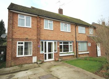 Thumbnail 4 bed semi-detached house for sale in Cootes Avenue, Horsham