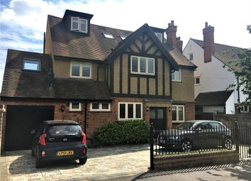 Thumbnail 6 bed property for sale in Cassiobury Park Avenue, Watford, Hertfordshire