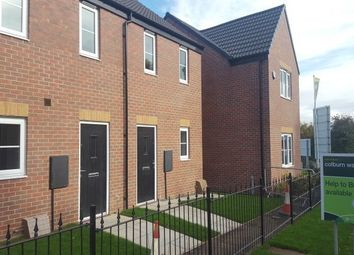 Thumbnail 2 bed end terrace house to rent in Colburn, Catterick Garrison